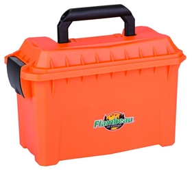 "11"" Marine Dy Box, Orange dry box, marine box,water resistant,O-ring"