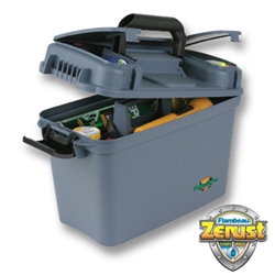 "14"" Marine Dry Box - ZERUST® fishing, fresh and salt water fishing, fresh water fishing, salt water fishing, fresh water, salt water, dry box, dry boxes, box, boxes, tackle box, Water proof tackle box, tackle, storage, lures, storage for lures, storage for tackle, non-rusting, Zerust, corrosion protection, great gift, fathers day, gift for grandpa, gift for father, gift for uncle, gift for husband, gift for son, Christmas gift, birthday gift, fishing gear, fishing supplies, deep sea fishing,"