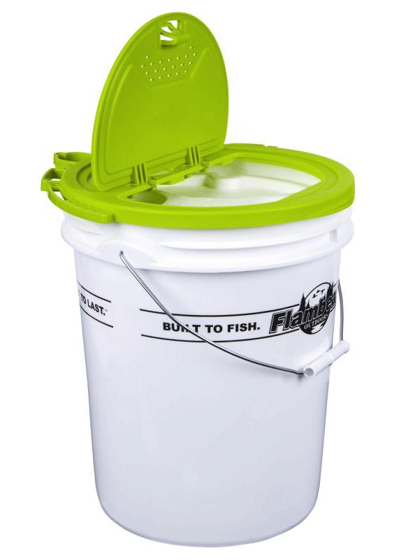 Insulated Bait Bucket 5 Gal