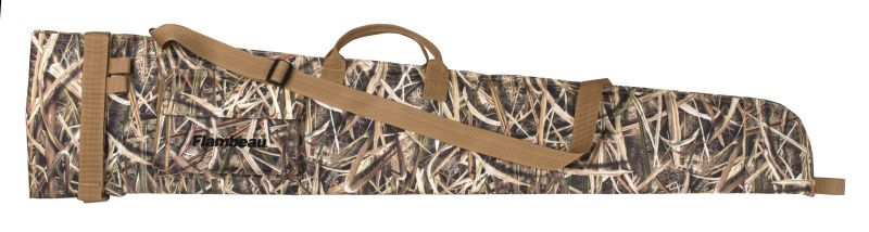 "52"" Floating Gun Bag - Shadow Grass Blades - ZERUST Liner floating gun bag, waterfowl gun bag, waterfowl shotgun bag, shotgun bag, waterfowl bag, floating bag, zerust, mossy oak shadow grass blades"