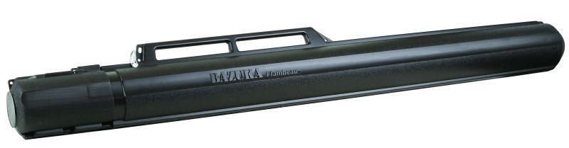 Bazuka rod tube 63 87 for Fishing rod hard case