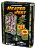 7.4V Rechargeable Heated Vest Kit - F100-XS