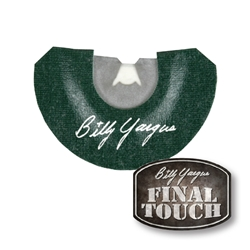 MAD® Billy Yargus - Final Touch Call yargus, billy, billy yargus, touch, touch series, series,turkey call, turkey calls, diaphram, diapham calls, diaphram call, turkey diaphram calls turkey diaphram call, final, final touch, billy yargus final touch
