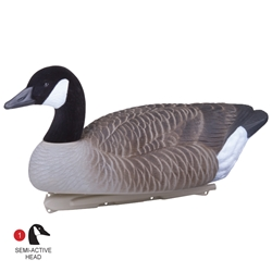 Storm Front™2 Floater Canada Goose - Flocked Head 4-Pack storm, storm front 2, front, storm front 2 decoys, stormfront decoys, stormfront 2 decoy, storm front decoy, uvision, u vision, u-vision, uv, goose decoy, goose decoys, canadian goose, canada goose, waterfowl, geese, flocked, flocked canada goose floater, floater,floater pack, hunting, bird hunting, hunting gear for birds, hunting birds, fathers day, gift for him, Christmas gift for him,