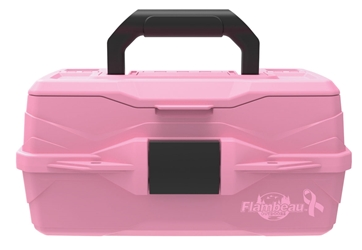 Classic 1-Tray - Pink Ribbon front closed