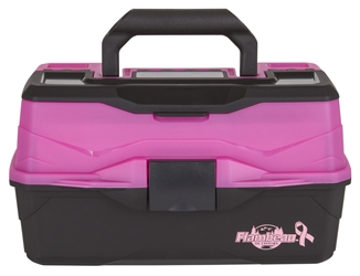 Classic 2-Tray - Frost Series Pink front closed