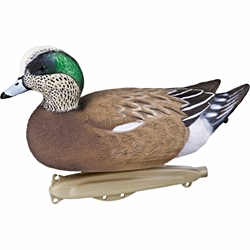 Storm Front™2 Classic Floater Wigeon - 6-Pack storm, storm front 2, front, storm front decoys, stormfront2 decoys, stormfront decoy, storm front decoy, uvision, u vision, u-vision, uv, duck, ducks, classic, waterfowl, wigeon decoy, duck decoys, decoy, decoys, premium, premium wigeon, wigeon pack, hunting, duck hunting, duck hunting decoy, wigeon, wigeon duck decoy, fathers day gift, gift for him, Christmas gift for him, realistic decoy, realistic hunting decoy,