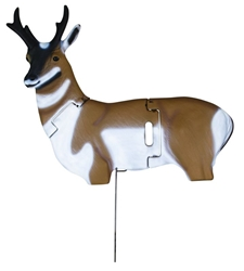 MAD® CommAndelope™ commandelope, antelope decoy, antelope, commandalope, command, prong, prong horn, pronghorn, prong horn decoy, pronghorn decoy, big game decoy, big game, big game hunting, hunting