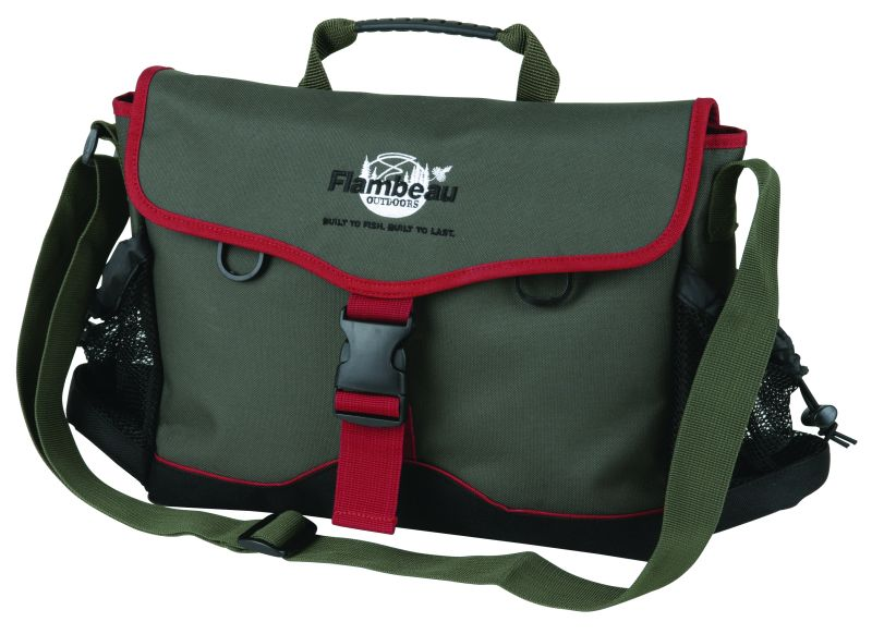 Black creel bag for Fly fishing creel