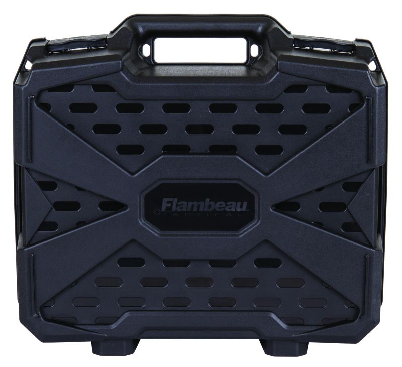 Double Deep Tactical Pistol Case