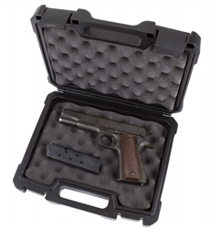 Double Wall Safe Shot Compact Pistol Case