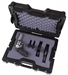 "Double Wall Safe Shot™ Magnum Double Deep Pistol Case - 15"" - 50DWS"