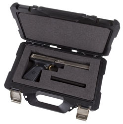 Double Wall Safe Shot Single Pistol Case