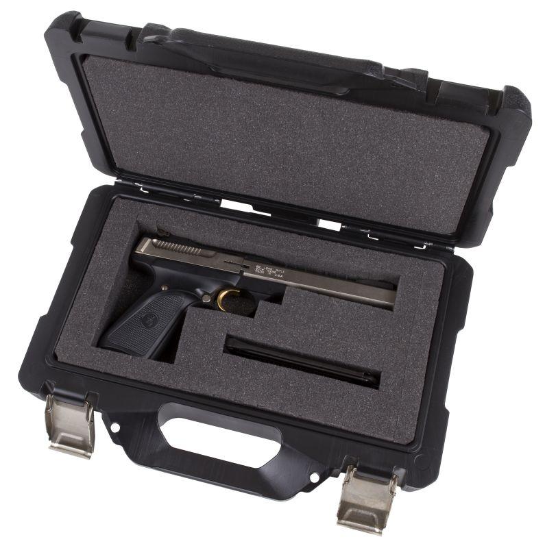Double Wall Safe Shot Single Pistol Case 12 Quot