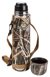 Flambeau Insulated Bottle - 32 oz. Shadow Grass Blades flambeauoutdoors,coffe cup, Insulated thermos, Thermous, Insulated bottle, Camofloge, Camouflage, Camouflaged mug, Camo, Camoflaged cup, Camoflaged thermos, gifts for dad, christmas gifts, christmas gift for him, mugs for dad, camo for him, hunting supplies, eating utencils, camping equipment, hunting equipment, flambeau insulated bottle, flambeau, flambo, flambu, flambeau outdoors, flambeau hunting, deer, duck, deer hunting, duck hunting