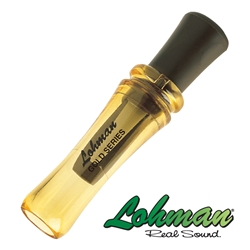 "Lohman™ Gold Series® Goose Call gold series, goose call, geese call, goose calls, geese calls, gold series goose call, Lohman, ""Lohman"""