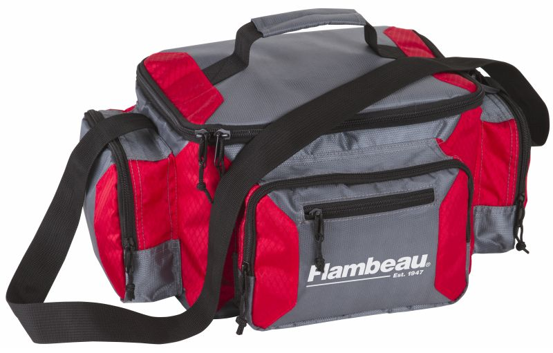 Graphite 400 - Red Graphite 400 Red, G400R, Graphite 400, Graphite Series, Graphite Fishing Bags, flambeau fishing bags, tackle bags, graphite tackle bag, tackle bags, fishing bag, Flambeau, fishing
