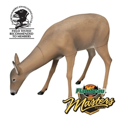 Master Series™ Grazing-Doe flambeauoutdoors, deer, decoy, decoys, deer decoys, deer decoy, doe, Grazing Doe, grazing, doe decoy