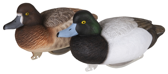 Gunning Series™ Foam Filled Bluebill - 6 Pack gunning series, duck decoy, ducks, waterfowl