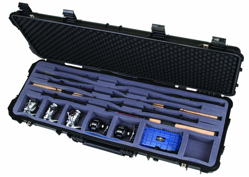 Hd rod case large for Fishing rod case
