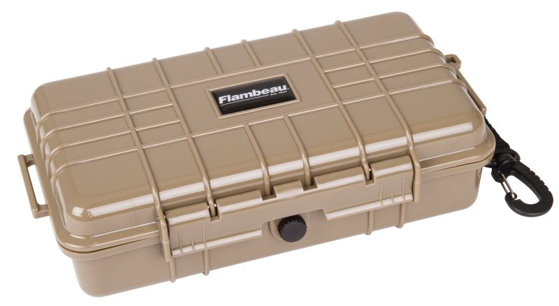 HD Tuff Box - 600 Series - Desert Tan