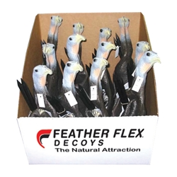 "Feather Flex® Hen Decoy Individual Bulk Packaging turkey, turkey decoy, turkey decoys, featherflex, feather flex, ""Feather Flex"""