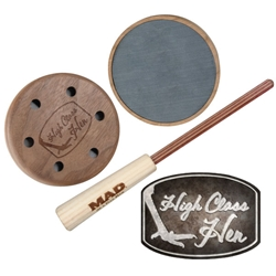 "MAD® High Class Hen Pot Call ""High Class Hen"",turkey,turkey call, call,pot call, pot,mad"