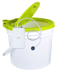 3.5 GAL. Insulated Bucket with Water Resistant Aerator Two - Combo 3.5 Gallon Insulated Bucket,Aerator,3.5 Gallon Insulated Bucket with Aerator,6091FA,Combo,Bait,Bait Bucket,Bucket,Aerator,