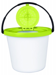 Insulated Minnow Bucket - 8 QT. Insulated 8 Quart Minnow Bucket,Insulated,Minnow Can,Minnow,Minnow Bucket,Bait,Bait Bucket,6055BC,