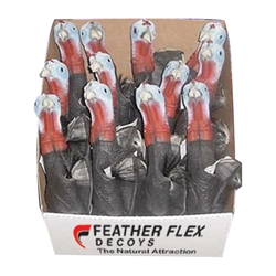 "Feather Flex® Jake Decoy Individual Bulk Packaging turkey, turkey decoy, turkey decoys, jake, jake decoy bulk pack, pack,featherflex, feather flex,""Feather Flex"""