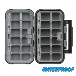 Large 24-Compartment Blue Ribbon™ Fly Box fly, fly fishing, fly fishing box, box, vertical friction foam, friction, blue ribbon, blue ribbon fly box, water, waterproof, sealed, large 24-compartment blue ribbon fly box, fishing, fly, water, waterproof, sealed, waterproof flybox, storage, lures, storage for fishing flys,  great gift, fathers day, gift for grandpa, gift for father, gift for uncle, gift for husband, gift for son, Christmas gift, birthday gift, fishing gear, fishing supplies,