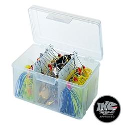 Medium Spinnerbait Box - 330 fishing, fresh and salt water fishing, fresh water fishing, salt water fishing, fresh water, salt water, spinner, spinners, spinnerbait, spinner bait, spinner bait box, spinnerbait box, fishing gear, fishing supplies, fathers day gift,