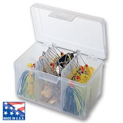 Large Spinnerbait Box fishing, fresh and salt water fishing, fresh water fishing, salt water fishing, fresh water, salt water, spinner, spinners, spinnerbait, spinner bait, spinner bait box, spinnerbait box, fishing gear, fishing supplies, fathers day gift,