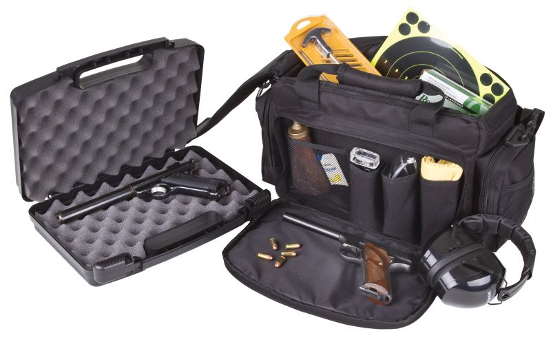 Tactical Range Bag - Large range bag, tactical range bag, flambeau tactical range bag, pistol range bag