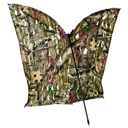 "MAD® Max Blind Mossy Oak® Break-Up Country™ MAD, mad, Mad, MAD MAX, Blind, poratable blind, Deer, turkey, predator, hunting, gift for dad, gift for hunter, run and gun, shoot and run, hunter, camo, camoflage, flambeau outdoors, flambeau, flambu, flambo, shooting stick, portable hunting,""MAD"",""MAD MAX"""