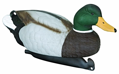Masters Series™ Magnum Floater Mallard - 6-Pack duck, ducks, waterfowl, duck decoy, duck decoys, decoy, decoys, master, master series, magnum, magnum mallard, master series magnum mallard, Hunting, duck hunting, hunting gear, hunting 101, fathers day gift, gift for him, duck hunting decoy,