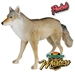 Master Series™ Flocked Lone Howler - 5986MS