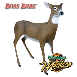 Masters Series™ Boss Babe™ deer, decoy, decoys, deer decoys, deer decoy,  master series, master, series, boss