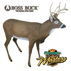Master Series™ Boss Buck™ deer, decoy, decoys, deer decoys, deer decoy, buck, antlers, master series, master, series, boss, boss