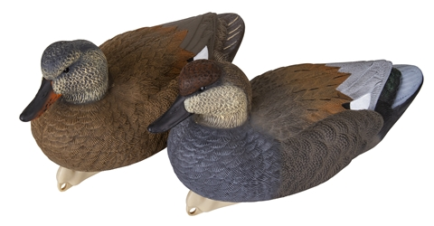 Masters Series™ Classic Gadwall - 6-Pack duck, ducks, waterfowl, duck decoy, duck decoys, decoy, decoys, gadwell, master, master series, master series gadwell, Hunting, duck hunting, hunting gear, hunting 101, fathers day gift, gift for him, duck hunting decoy,