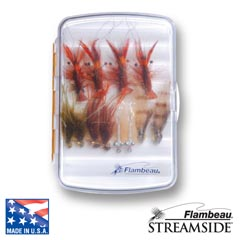 Medium Streamside™ Fly Box - Ripple Foam fly, fly fishing, fly fishing box, box, vertical friction foam, friction, steamside, stream side, streem side, fly box, ripple foam, ripple, medium streamside fly box,  fishing gear, fishing gear storage, storage for fly, great gift, fathers day, gift for him, fishing supplies,