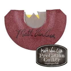 MAD® PreCision Cutter Diaphragm Call Precision, PreCision, Matt Van Cise, Turkey, Diaphragm Call, Precise
