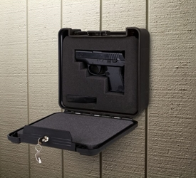 Secure-Lock Pistol Locker - Lockdown