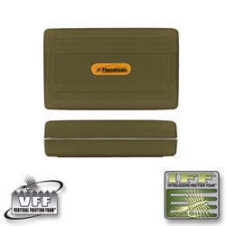 Small Foam Fly Box fly, fly fishing, fly fishing box, box, foam, foam fly, foam fly box, ripple foam, ripple, interlocking friction foam, vertical friction foam, friction, small, small foam fly box, tackle box, tackle, storage, lures, storage for lures, storage for tackle,  great gift, fathers day, gift for grandpa, gift for father, gift for uncle, gift for husband, gift for son, Christmas gift, birthday gift, fishing gear, fishing supplies, deep sea fishing,