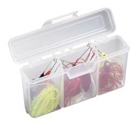 Small Spinnerbait Box - 220 fishing, fresh and salt water fishing, fresh water fishing, salt water fishing, fresh water, salt water, spinner, spinners, spinnerbait, spinner bait, spinner bait box, spinnerbait box, fishing gear, fathers day gift, fishing supplies,