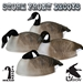 Stormfront™ Flocked Head Canada Goose Shell - 12-Pack - 8846SHU