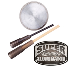 "MAD® Super Aluminator™ Pot Call ""Super Aluminator"", super aluminator ,turkey, turkey calls, calls, mad, aluminum, aluminum pot call"