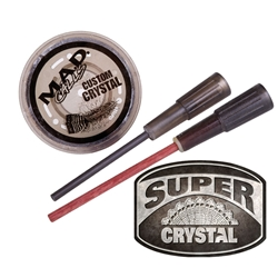 "MAD® Super Crystal™ Pot Call ""Super Crystal"",turkey, call, turkey call, pot call, pot, mad"