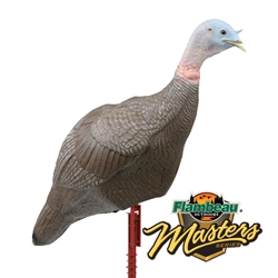 Masters Series™ Upright Hen master series, master, series, turkey, turkey decoy, turkey decoys, upright hen, upright, master series upright hen