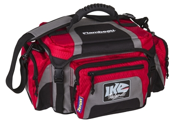 """IKE"" 400 Tackle Bag IKE 400 tackle bag, zerust 400 fishing bag, zerust series, 400ze, zerust, fishing, flambeau, mike iaconelli tackle bag, mike iaconelli, fishing bag"
